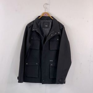 KR3W Denim Utility Lined Men's Jacket